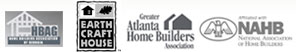 EarthCraft Certified Builder Atlanta Home Builders National Associaton of Home Builders